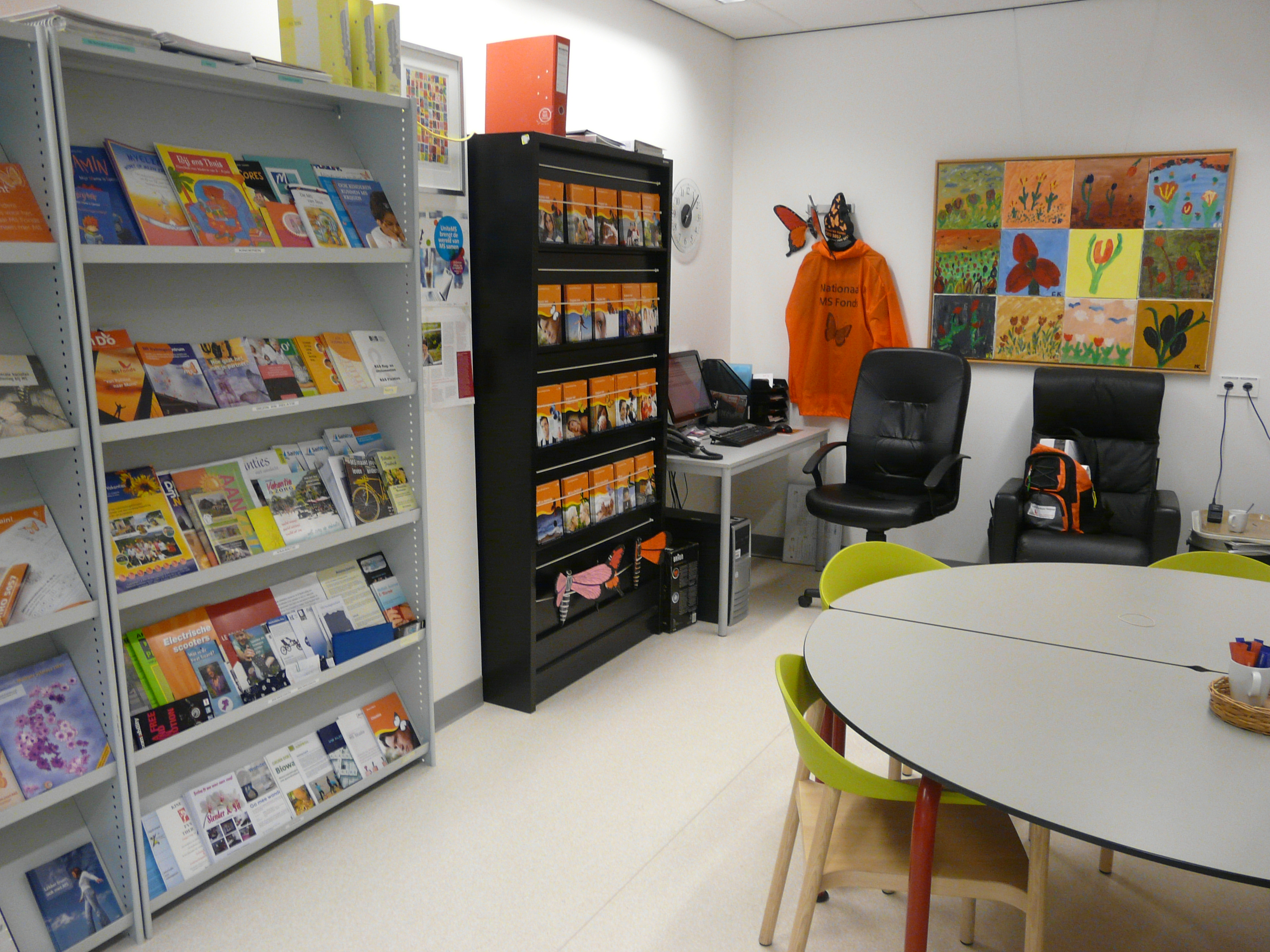 MS infocentrum